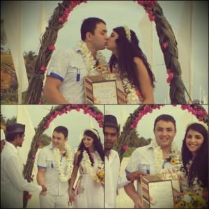 свадьба Алианы и Саши Гобозовых