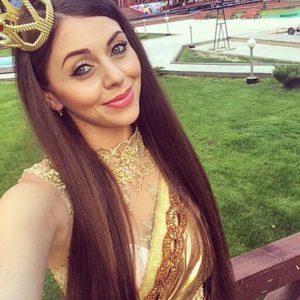 Ольга Рапунцель 2